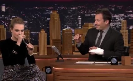 Cara Delevingne Beatboxes on The Tonight Show: WATCH!