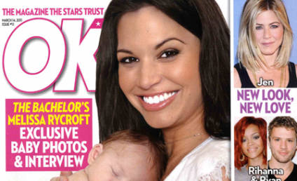 Melissa Rycroft Presents Daughter Ava