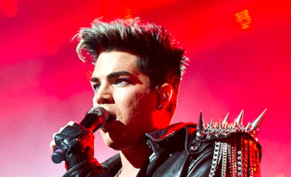 Adam Lambert Parts Ways with Record Label