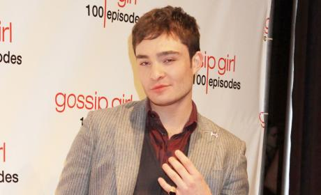Ed Westwick Gay Kiss Coming to Gossip Girl