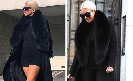 Jelena Karleusa to Kim Kardashian: Stop Stealing My Style!