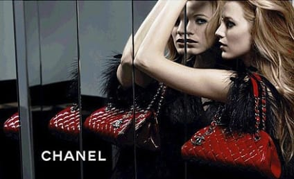 Blake Lively: The Face of Chanel Handbags
