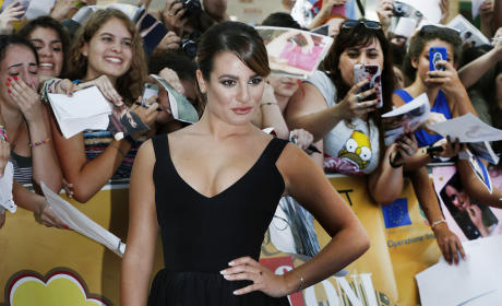 Lea Michele Announces Role on Sons of Anarchy Season 7