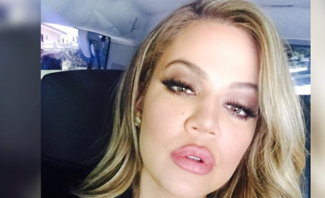 Khloe Kardashian, Blonde Hair