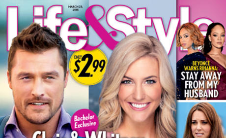 Chris Soules and Whitney Bischoff Over?