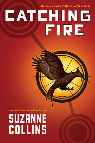 Catching Fire Novel