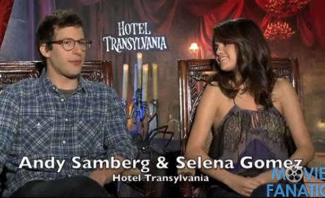 Selena Gomez-Andy Samberg Interview