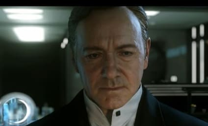 Call of Duty Advanced Warfare Trailer: Hey, That's Kevin Spacey!