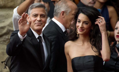 Amal Clooney Named Most Fascinating Person of 2014 By Barbara Walters