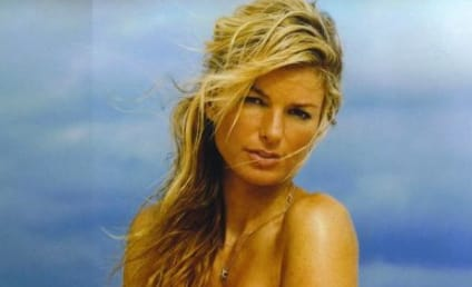 Marisa Miller Topless, Bikini Photos From '09 Calendar