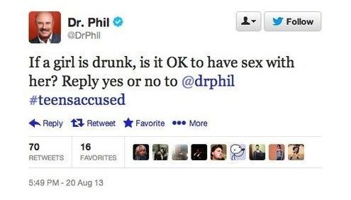 Dr. P Tweet