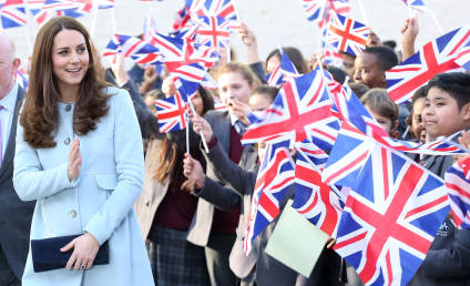 Kate Middleton: I Forget I'm Pregnant Sometimes!