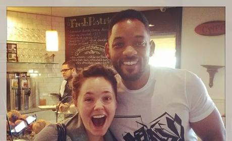 Will Smith Announces Pregnancy!