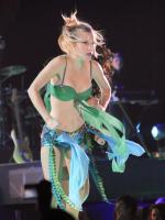 Heather Morris as Britney Spears