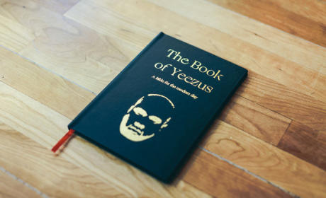 Kanye West Bible: Actually a Thing You Can Purchase!