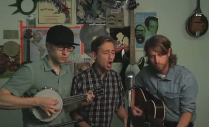 """The Gregory Brothers Cover """"Wrecking Ball,"""" Keep Clothes On"""