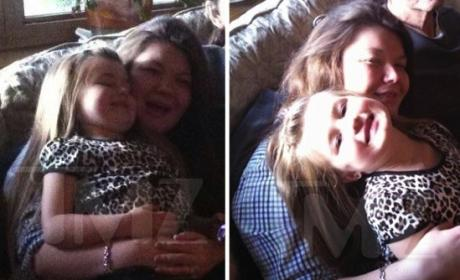 Amber Portwood, Leah Photos