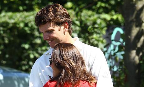 Alex Loudon Hugs Pippa