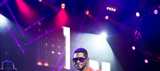 Usher Wins Primary Custody of Two Children