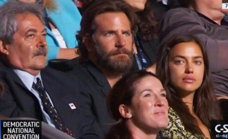 Bradley Cooper Attends DNC, Causes Total Republican Meltdown
