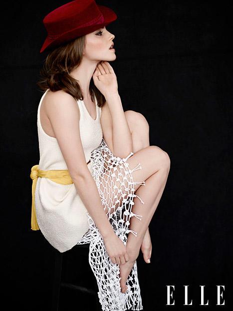 Emma Watson Elle Photo
