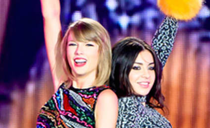 BOOM! CLAP! Watch Taylor Swift Duet with Charli XCX