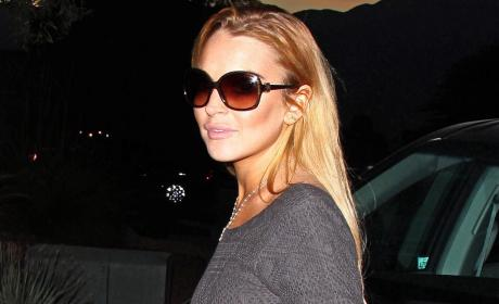 Lindsay Lohan: Leaving Rehab After All!