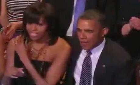 President Obama Sings Along to Justin Timberlake at White House
