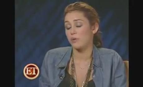 Miley Cyrus: All About Love, Britney Spears Comparisons