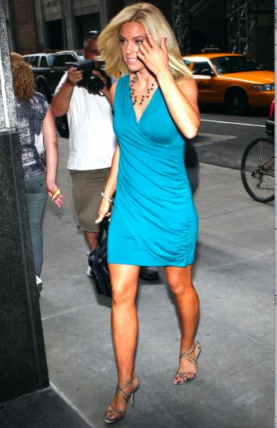 Kate Gosselin, Body
