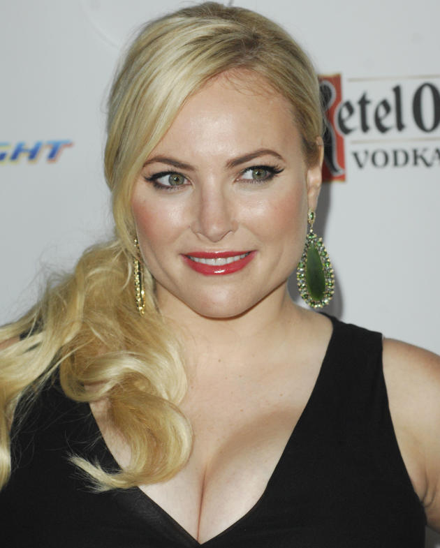 Image result for meghan mccain cleavage