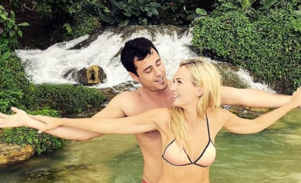 Ben Higgins and Lauren Bushnell: Showing Skin in Jamaica!