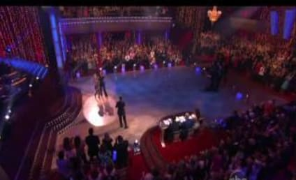 A Raunchy Rumba on Dancing with the Stars!