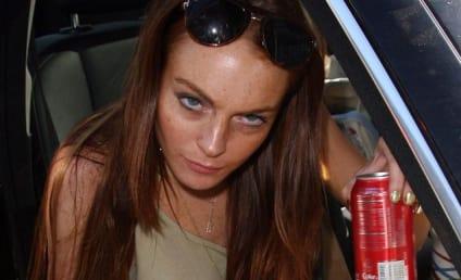 Lindsay Lohan Shops, Appears Somewhat Lucid