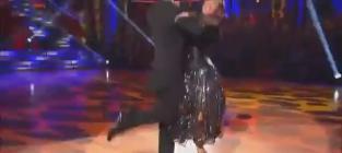 Sabrina Bryan - Dancing With the Stars Week 2