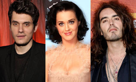 Russell Brand Nixed Katy Perry-John Mayer Hookup!