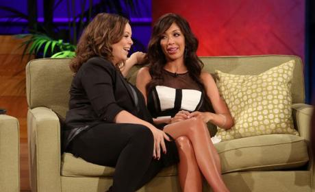 Farrah Abraham: Banned From Catelynn Lowell Wedding Over White Trash Comment!