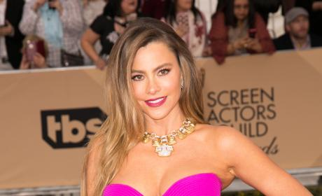 Sofia Vergara: My Boobs Are Everywhere! I Don't Want to Look Like an Old Stripper!