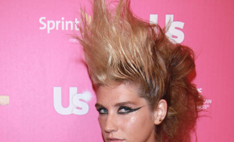 Ke$ha with a Mohawk: Awesome or Awful?
