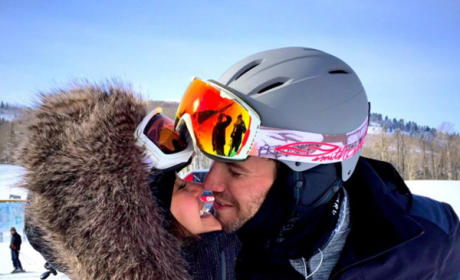 Nina Dobrev and Austin Stowell: Major PDA Alert!