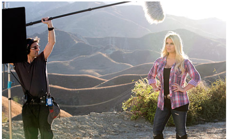 Jessica Simpson Weight Watchers Photo: It Was Fun While It Lasted!