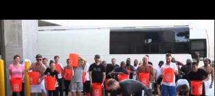 Justin Timberlake Accepts Ice Bucket Challenge