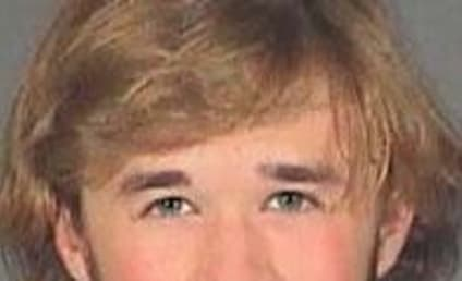 Everyone Sees Mug Shot of Haley Joel Osment