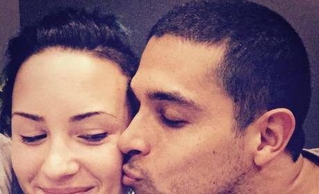 Demi Lovato Gushes Over Wilmer Valderrama: F-ck, He's Perfect!