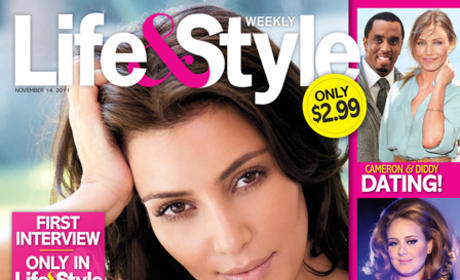 Kim Kardashian Tabloid Koverage: Kopious!