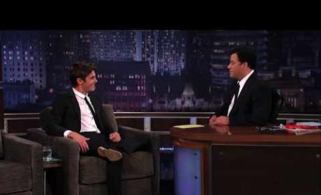 Jimmy Kimmel Live Interview