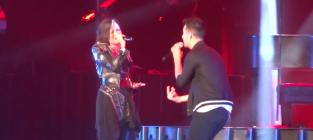 "Demi Lovato and Joe Jonas - ""This Is Me"""