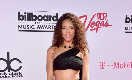 Serayah at the Billboard Music Awards