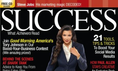 Kim Kardashian Success Cover