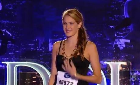 Shannon Magrane Wows American Idol Judges, Earns Creepy Steven Tyler Praise